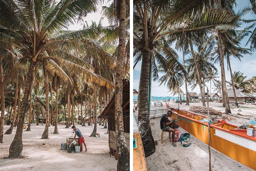 Daku Island. © Foto: Lea Schmalz